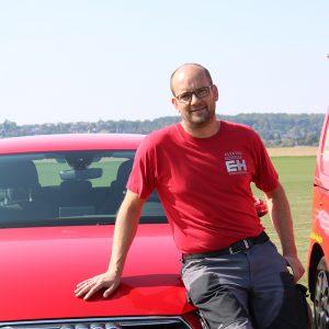 Alexander Tutt, Technischer Leiter, Planung